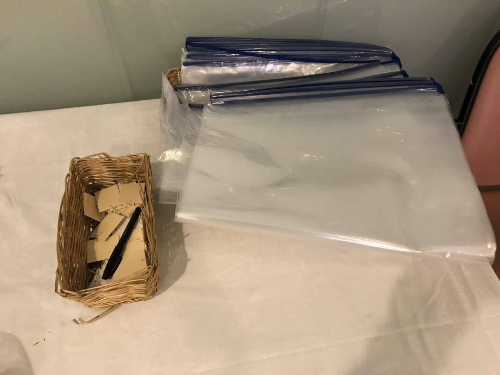 保管用の袋